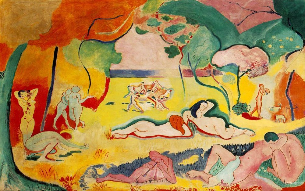 Henri Matisse - The Joy of Life